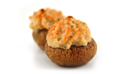 Crab-&-Asiago-Stuffed-Fresh-Mushroom